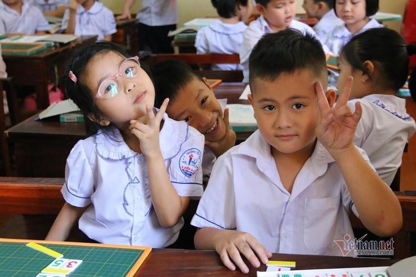 Vĩnh Phúc cho học sinh nghỉ học buổi chiều vì nắng nóng