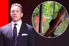 Nhà báo lớn của CNN bị lộ hình ảnh khoả thân