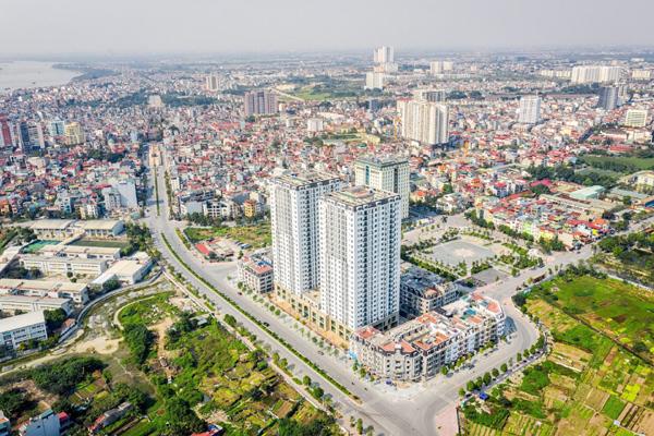 Sắp bàn giao dự án 'siêu sang' ở Long Biên