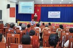 Tam Kỳ: Tuyên truyền chính sách BHXH, BHYT đến hội viên phụ nữ, nông dân