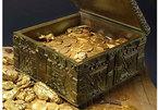 Tìm thấy rương kho báu chứa đầy vàng, kim cương trị giá hơn 23 tỷ