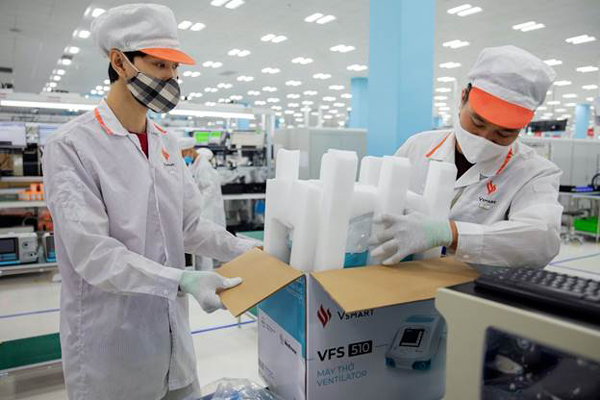 Bloomberg viết về khát vọng vươn tầm thế giới của Vingroup