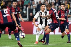 Lịch thi đấu vòng 27 Serie A