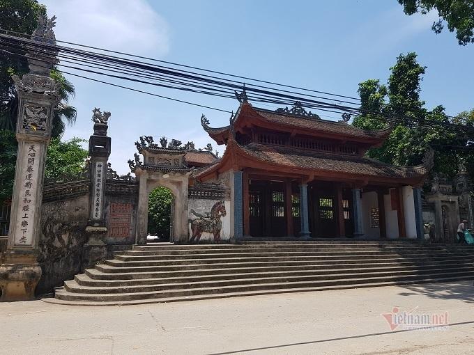 Chốn bình yên trong ngôi làng cổ ít người biết ở Hà Nội
