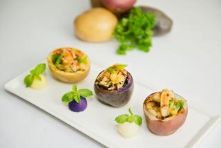 Khoai Tây - một trong những thực phẩm có nhiều Kali