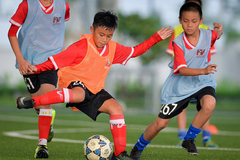 PVF tuyển sinh tài năng bóng đá ở Hưng Yên