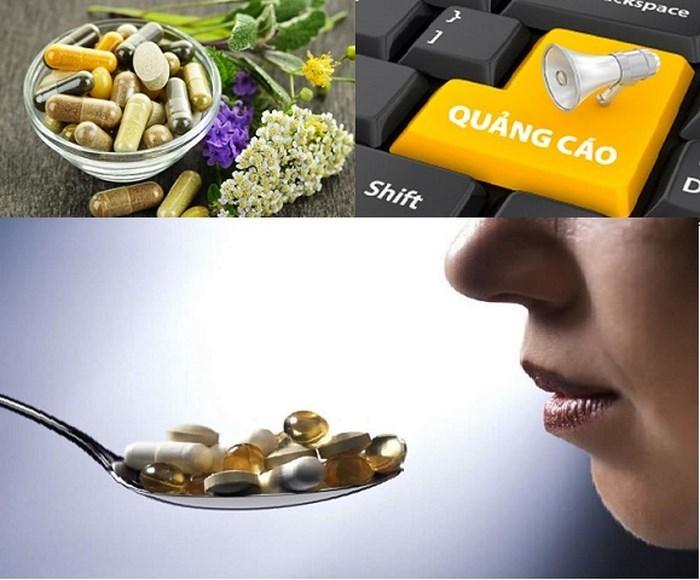 Thực phẩm bảo vệ sức khoẻ Định tâm an giấc và 9 sản phẩm khác vi phạm quảng cáo
