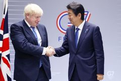 UK to start post-Brexit trade talks with Japan