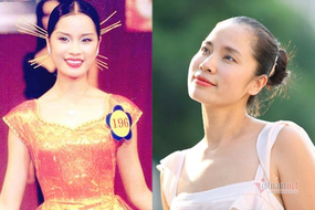 Cuộc sống tâm an trong nghịch cảnh của á hậu 4 con Ngô Thuý Hà