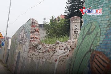 Hà Nội hứa sẽ tái tạo con đường gốm sứ đẹp hơn
