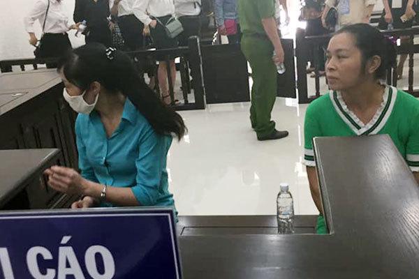 Chị em 'nữ quái' ở Hà Nội lừa đảo 38 người, chiếm đoạt tiền tỷ