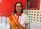 Người phụ nữ 54 tuổi có 95 lần hiến máu tình nguyện