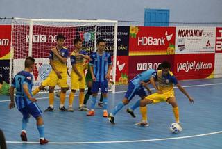 Vietfootball gây sốc, giật vé dự VCK giải futsal VĐQG 2020
