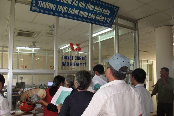 Điện Biên: Người tham gia, thụ hưởng BHXH tăng nhanh