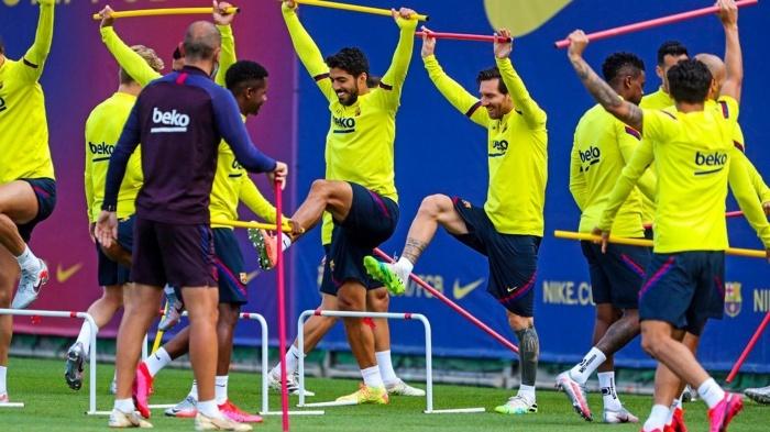 Barca thông báo, Messi và Suarez cùng tái xuất đấu Mallorca