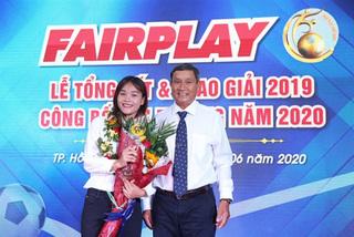 Midfielder Kieu wins Fair Play Award