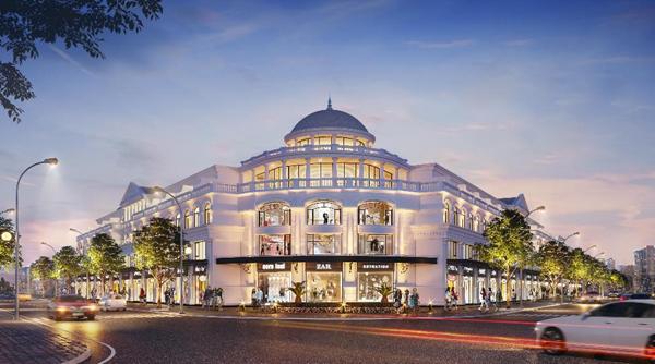 Shop Thương mại dịch vụ - cơ hội mới cho giới đầu tư BĐS