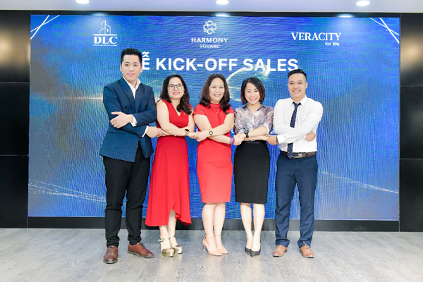 Veracity ký kết hợp tác phân phối chiến lược dự án Harmony Square
