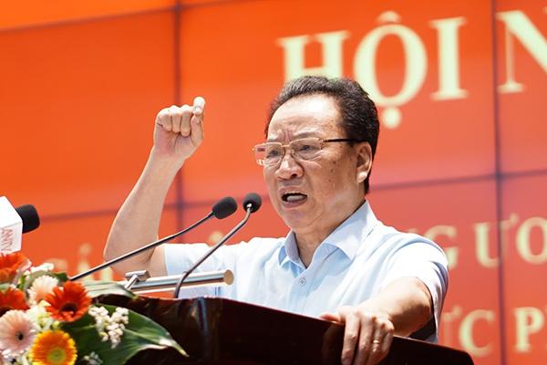 'Không thể có Đảng mạnh mà nhà nước yếu'