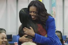 How Michelle Obama and Hillary Clinton films can 'inspire' young women