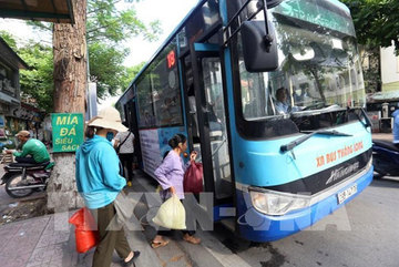 Hanoi plans to have 30 new subsidised bus routes