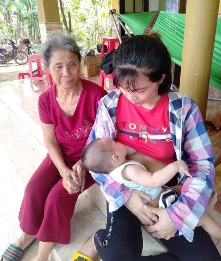 Bé trai 5 tháng tuổi mồ côi được bạn đọc VietNamNet ủng hộ hơn 600 triệu