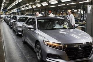 Honda bị tấn công mạng, nhiều nhà máy buộc phải ngừng hoạt động