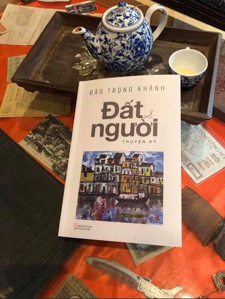 'Đất và người' qua trang viết của NSND Đào Trọng Khánh