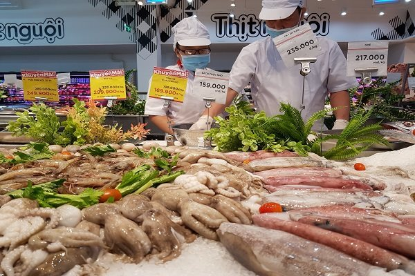 Yellow card causes big losses to Vietnam's seafood exports to EU