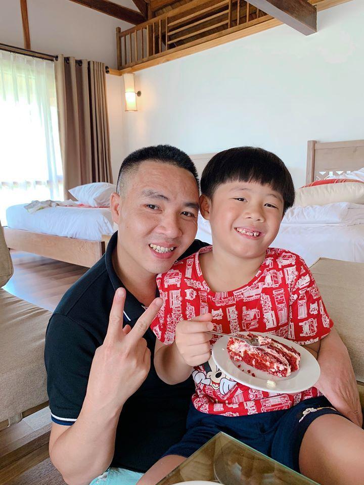 MC Hoàng Linh: Tôi may mắn có bạn đời tốt bụng chịu nhường nhịn