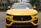 Khám phá siêu xe Maserati Levante Trofeo vừa cập cảng Việt Nam