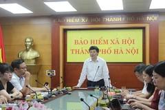 Tỷ lệ nợ BHXH, BHYT ở Hà Nội tăng do dịch bệnh