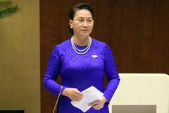 Bà Nguyễn Thị Kim Ngân làm Chủ tịch Hội đồng bầu cử quốc gia