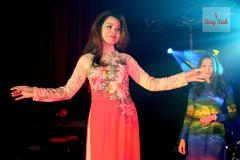 Bí quyết áo dài Dáng Xinh chinh phục phụ nữ Việt