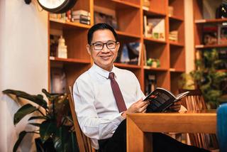 TS. Lý Quí Trung: 'MBA là bước đệm để thành công'