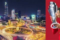 'Việt Nam phát triển kinh tế như Ronaldo chơi bóng đá'