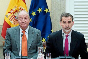 Hoàng gia Tây Ban Nha điêu đứng vì bê bối dồn dập