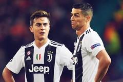 HLV Sarri: 'Thật khó để Ronaldo và Dybala cùng tồn tại ở Juventus'