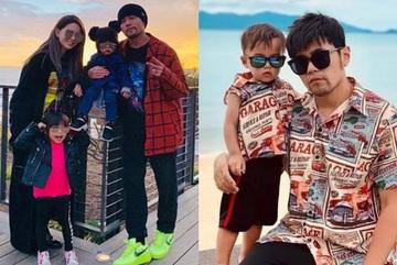Châu Kiệt Luân tổ chức cắm trại ngoài trời mừng sinh nhật cho con trai