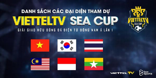 Box Sports hé lộ giải đấu PES đẳng cấp Đông Nam Á