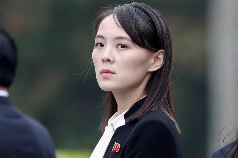 Chức vụ bí ẩn của em gái Kim Jong Un