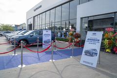 Khai trương đại lý Subaru đầu tiên ở khu vực Tây Nguyên