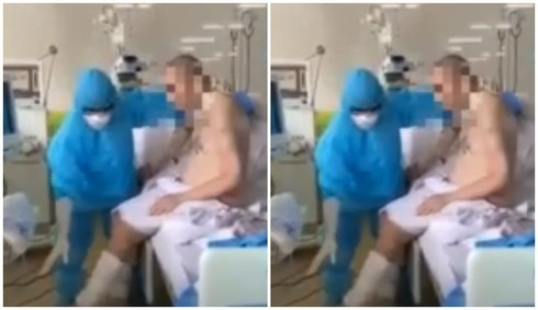 Most severe Covid-19 patient in Vietnam shows impressive recovery