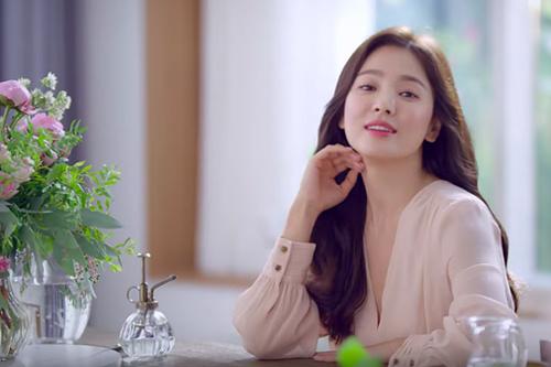 Thời trang đẹp hút hồn của Song Hye Kyo