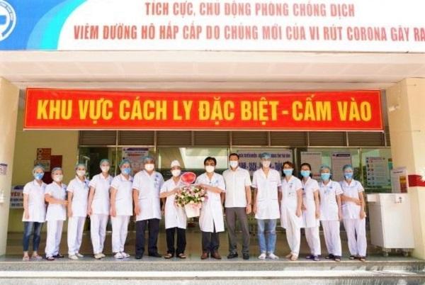 Bệnh nhân cuối cùng khỏi Covid-19, Thái Bình dỡ cách ly bệnh viện