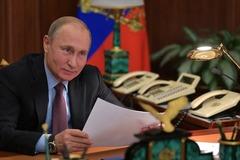 Tổng thống Nga Vladimir Putin nhận lời mời thăm Việt Nam