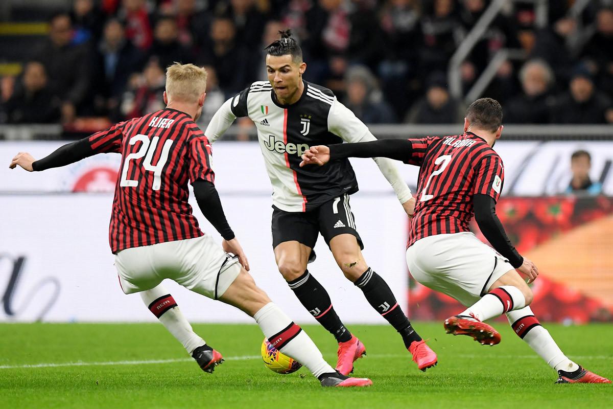 Nhận định bóng đá Juventus vs Milan, 2h ngày 13-6