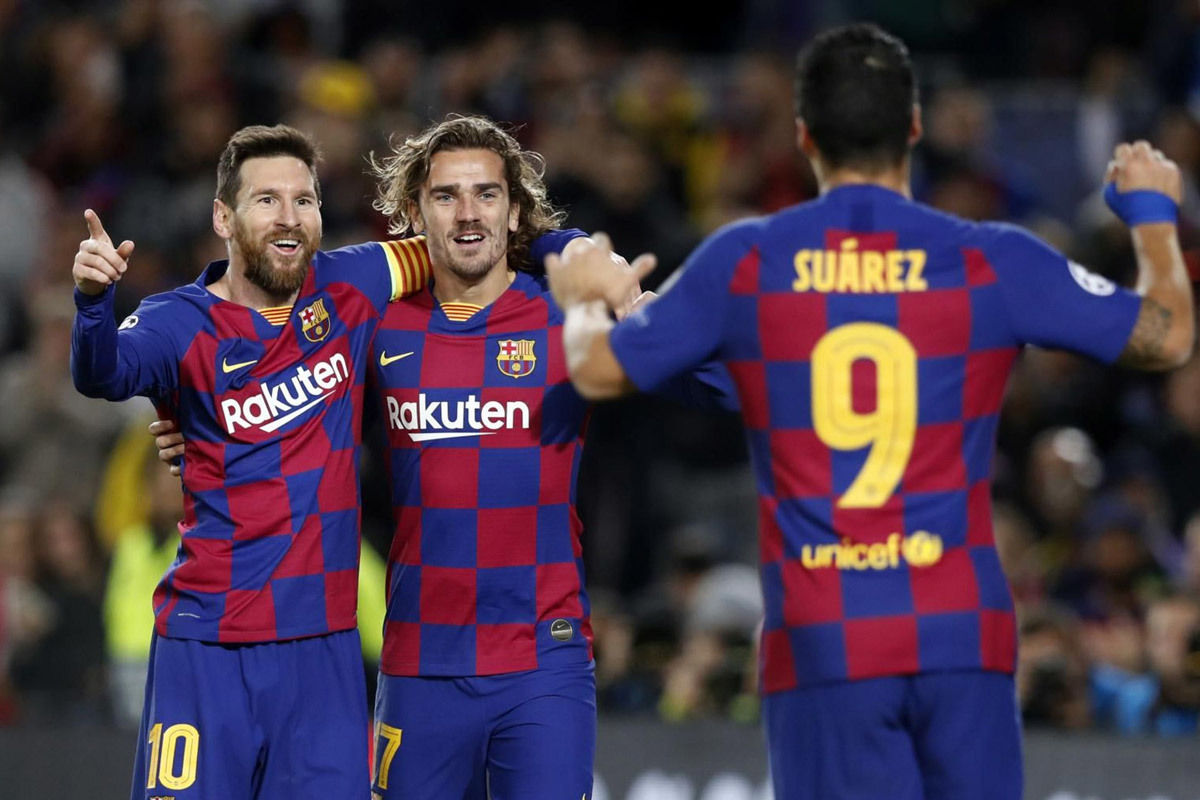 La Liga trở lại: Chờ Messi thách thức 'Vua' Pele