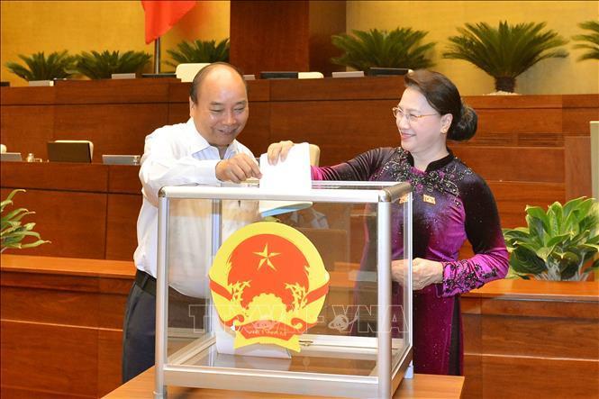 Ba ủy viên Bộ Chính trị làm lãnh đạo Hội đồng bầu cử quốc gia