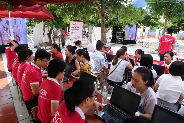 AEON Việt Nam nhắm đích thành nơi làm việc tốt nhất trong ngành bán lẻ